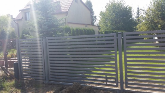 Ogrodzenie-Andrespol
